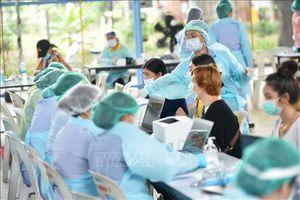 Thái Lan: Số ca mắc mới theo ngày giảm, tử vong vẫn ở mức 2 con số