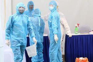 Nghệ An phát hiện ca thứ 4 dương tính SARS-CoV-2
