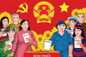 Danh sách chính thức những người ứng cử đại biểu Quốc hội khóa XV theo từng đơn vị bầu cử của tỉnh Thanh Hóa