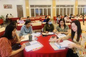 Tăng cường kiến thức, kỹ năng cho nữ ứng cử viên