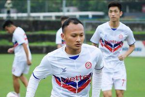 Trọng Hoàng tạm chia tay các trận đấu tiếp theo của vòng loại World Cup 2022