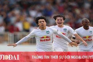 Lịch thi đấu vòng 12 V-League 2021: HAGL dễ thở, Hà Nội gặp khó