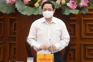 Thủ tướng yêu cầu xử nghiêm nơi lơ là, chủ quan phòng chống dịch