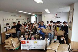 Cộng đồng người Việt Nam tại Nhật Bản: Đoàn kết, đồng lòng vượt qua đại dịch