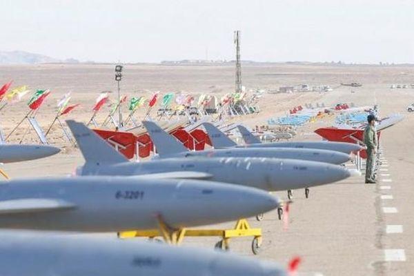 Mỹ-Iran: 'Khoe' UAV bám tàu Mỹ, Iran nhắn gửi thông điệp