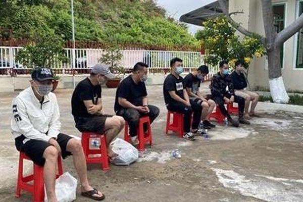 Phát hiện 13 người Trung Quốc xuất cảnh trái phép sang Campuchia