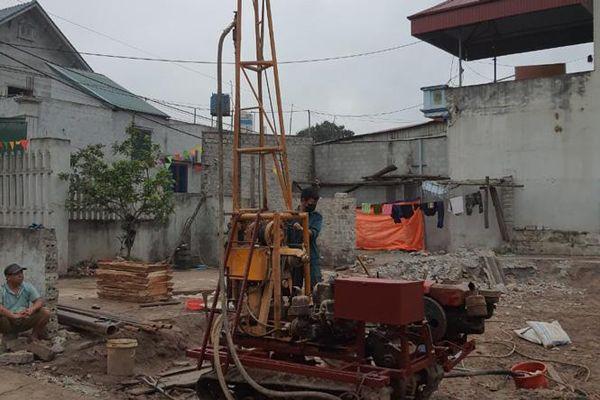 Đồng bộ các giải pháp giảm thiểu sụt lún đất ở ngoại thành Hà Nội
