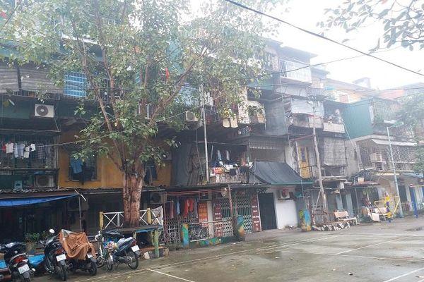 Hà Nội: Thành lập Ban chỉ đạo cải tạo chung cư cũ trên địa bàn thành phố