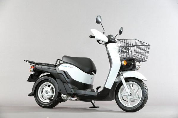 Ba mẫu xe máy điện của Honda có thiết kế giống với xe xăng