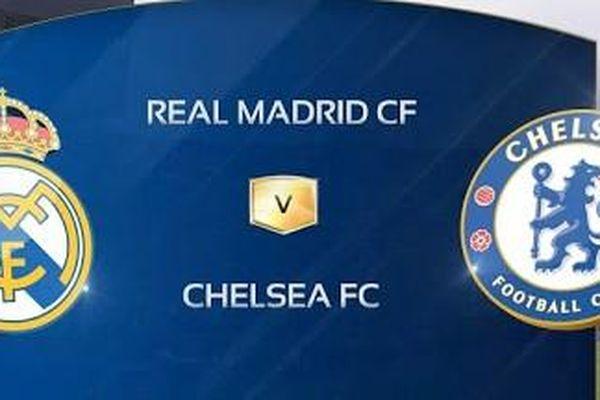 Real Madrid vs Chelsea bán kết lượt đi Champions League 2020/21: Thế trận giằng co