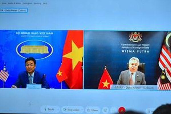 Ma-lai-xi-a luôn coi trọng quan hệ hợp tác với Việt Nam