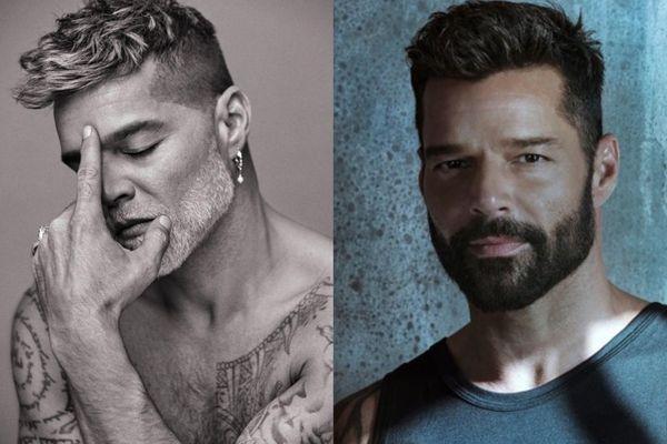 Hình ảnh mới của Ricky Martin