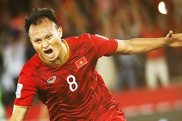 Trọng Hoàng lỡ hẹn vòng loại World Cup 2022; Đội tuyển Việt Nam được đá 2 trận trên sân may mắn