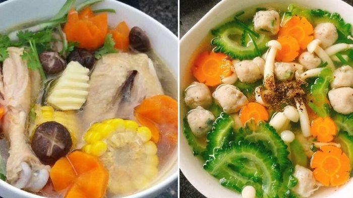 9 món canh ngon, thanh mát, dễ ăn cho ngày hè oi nóng