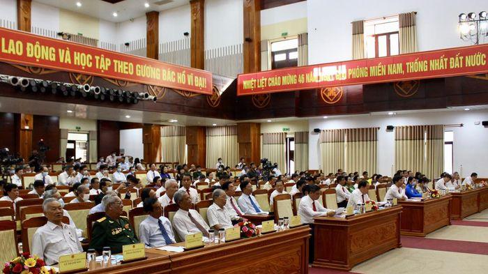 Hậu Giang họp mặt kỷ niệm 46 năm Ngày giải phóng miền Nam, thống nhất đất nước