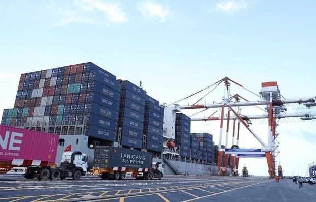 Hàng hóa qua cảng biển tăng, lượt khách giảm do dịch COVID-19 Ảnh 1