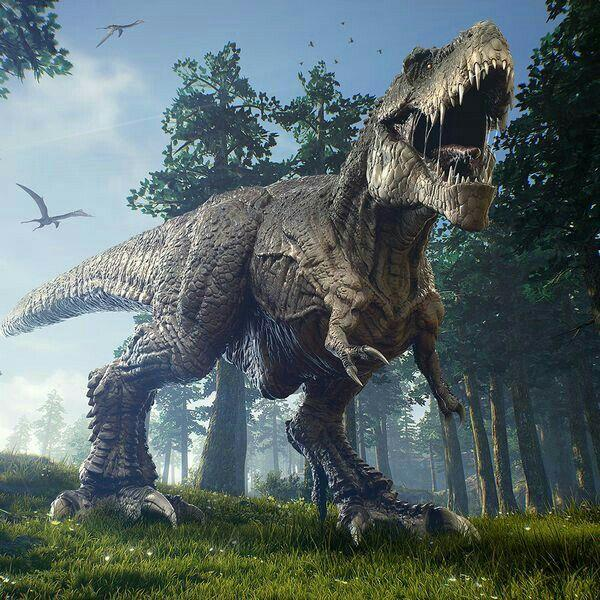 Tìm thấy cặp đôi khủng long chết vì đánh nhau rồi hóa đá Ảnh 4
