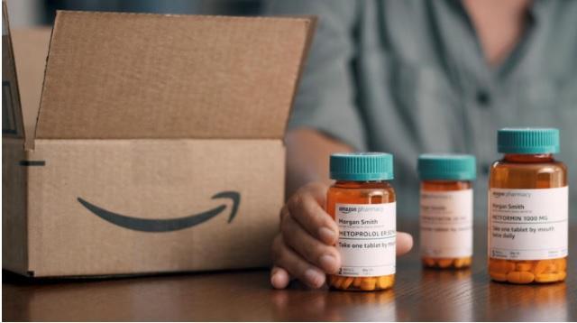 Amazon ra mắt 'hiệu thuốc trực tuyến' Ảnh 1