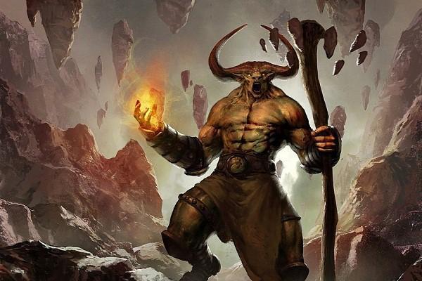 Truyền thuyết hãi hùng về quái thú Minotaur trong thần thoại Hy Lạp Ảnh 1