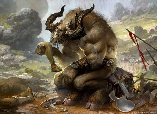 Truyền thuyết hãi hùng về quái thú Minotaur trong thần thoại Hy Lạp Ảnh 3