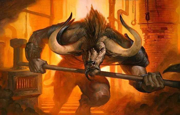 Truyền thuyết hãi hùng về quái thú Minotaur trong thần thoại Hy Lạp Ảnh 5