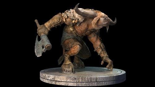 Truyền thuyết hãi hùng về quái thú Minotaur trong thần thoại Hy Lạp Ảnh 2