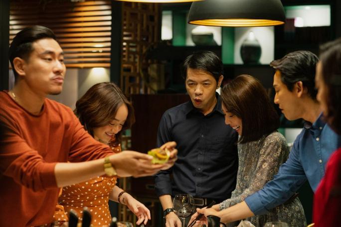 'Tiệc trăng máu' vào tốp 5 phim Việt ăn khách nhất Ảnh 1