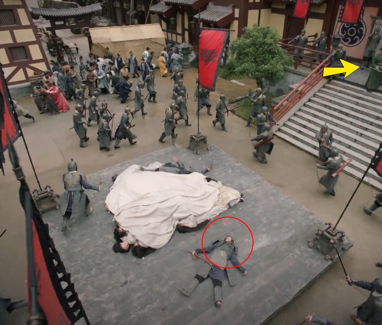Phim cổ trang Trung Quốc bị chê giả khi dùng thuốc bắc thay cho máu Ảnh 12