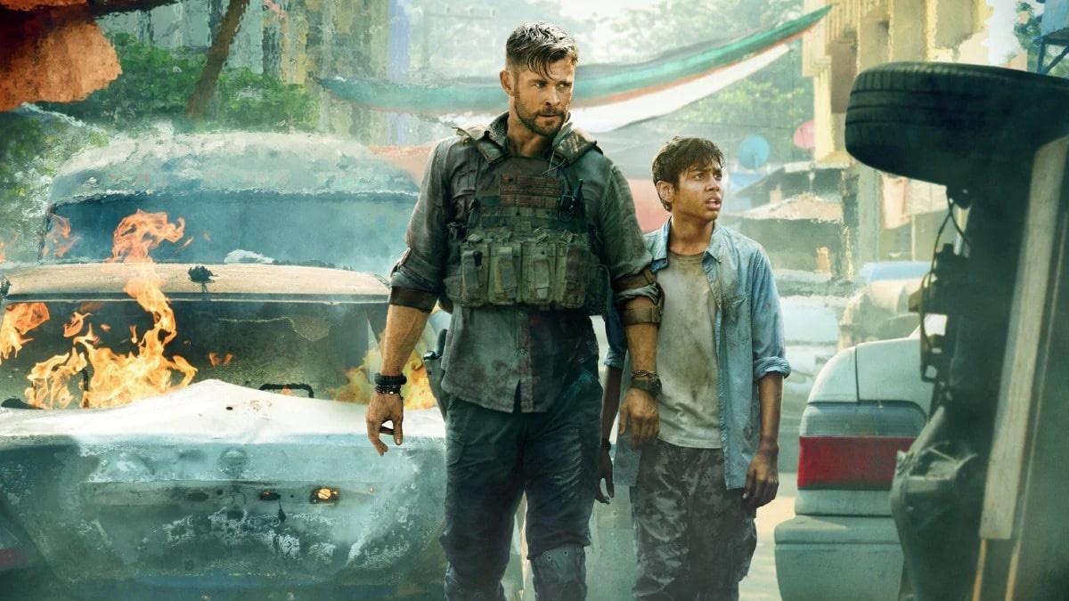 Phim hành động 'Extraction 2' dự kiến khởi quay năm 2021 Ảnh 1
