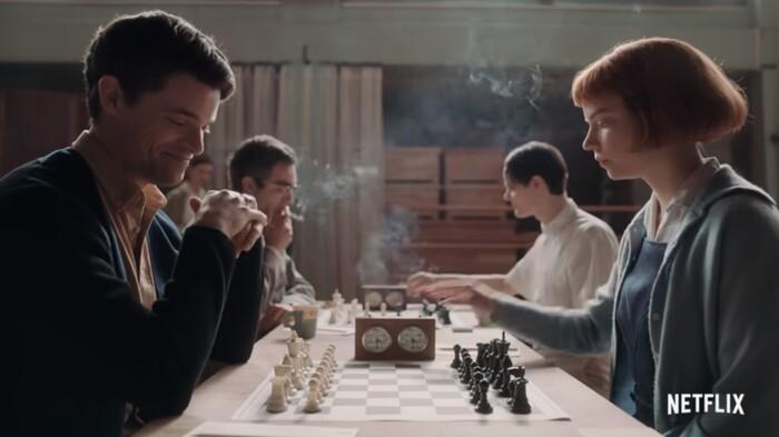 'The Queen's Gambit': Gây sức ảnh hưởng khủng khiếp trên toàn cầu về bộ môn Cờ Vua Ảnh 6