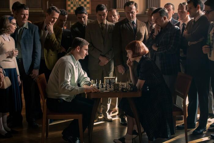 'The Queen's Gambit': Gây sức ảnh hưởng khủng khiếp trên toàn cầu về bộ môn Cờ Vua Ảnh 1