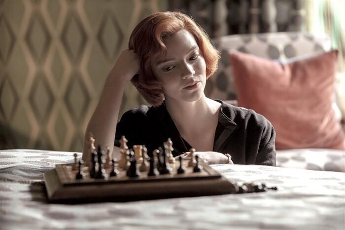 'The Queen's Gambit': Gây sức ảnh hưởng khủng khiếp trên toàn cầu về bộ môn Cờ Vua Ảnh 4