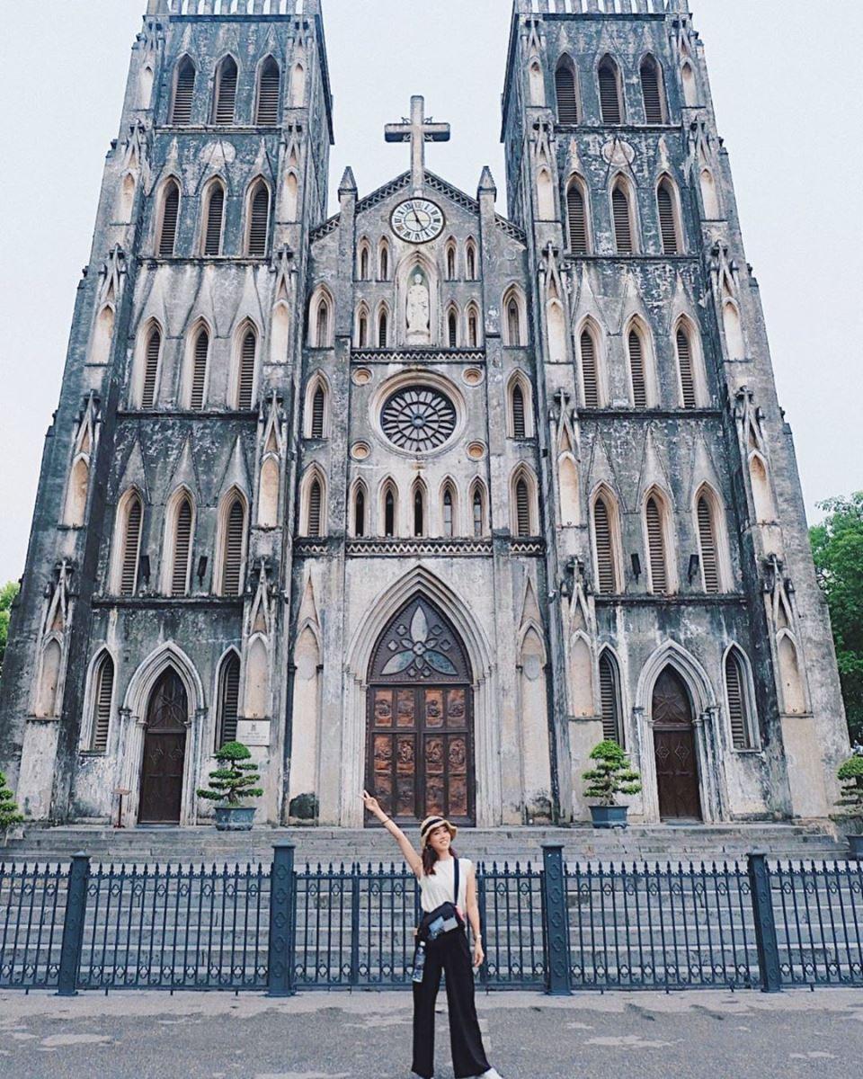 Nhà thờ Lớn Hà Nội - điểm check in ấn tượng dịp Lễ Giáng sinh không nên bỏ qua Ảnh 13