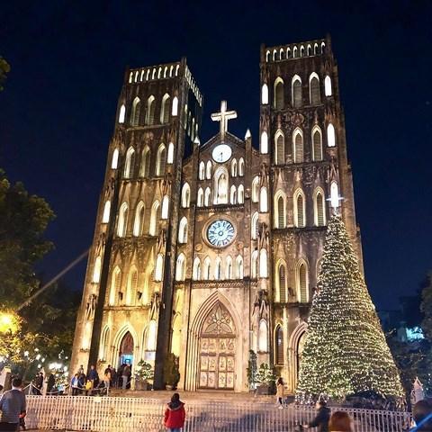 Nhà thờ Lớn Hà Nội - điểm check in ấn tượng dịp Lễ Giáng sinh không nên bỏ qua Ảnh 8
