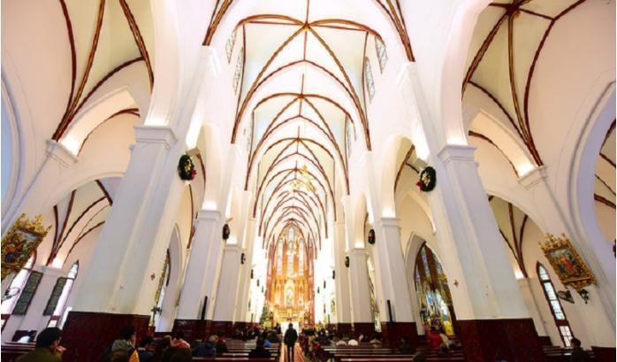 Nhà thờ Lớn Hà Nội - điểm check in ấn tượng dịp Lễ Giáng sinh không nên bỏ qua Ảnh 2