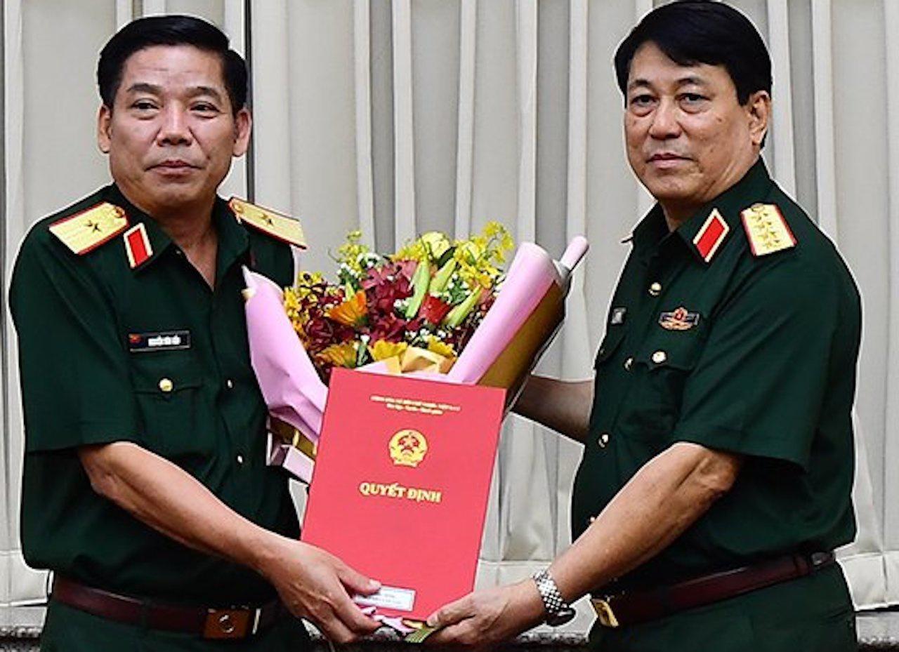 Thiếu tướng Nguyễn Văn Gấu giữ chức Chính ủy Quân khu 9 Ảnh 1