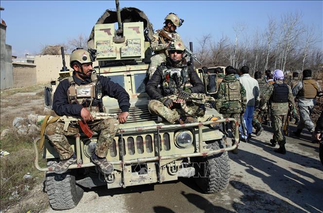 Bắt cóc con tin tại miền Đông Afghanistan Ảnh 1