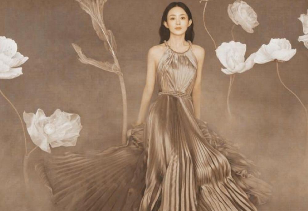 Kết hôn xong có nhiều thay đổi: Phùng Thiệu Phong trông như cha của nữ chính trong loạt ảnh hậu trường Ảnh 14