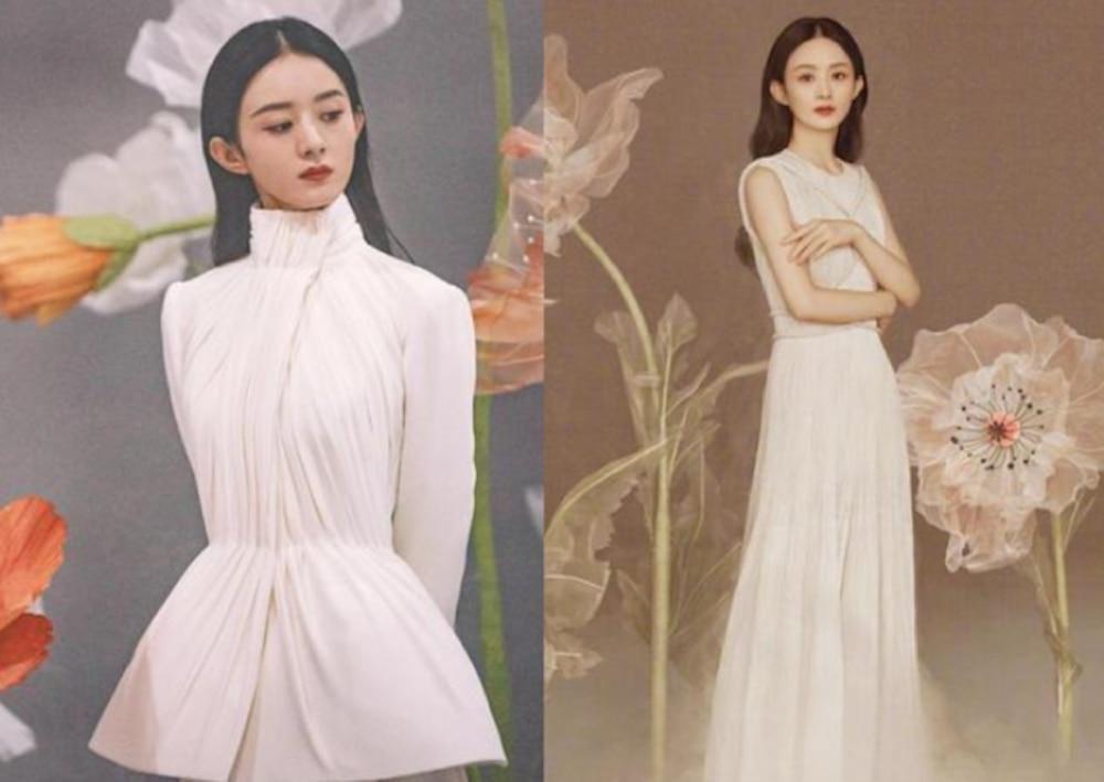 Kết hôn xong có nhiều thay đổi: Phùng Thiệu Phong trông như cha của nữ chính trong loạt ảnh hậu trường Ảnh 13