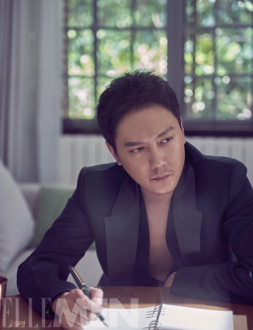 Kết hôn xong có nhiều thay đổi: Phùng Thiệu Phong trông như cha của nữ chính trong loạt ảnh hậu trường Ảnh 9