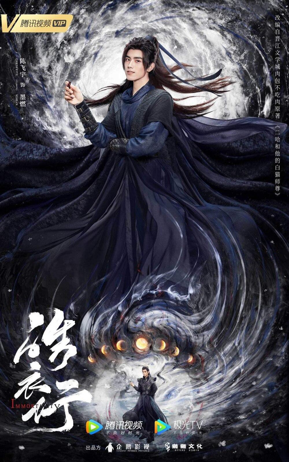 Dân mạng phát sốt với hình ảnh thân mật của La Vân Hi - Trần Phi Vũ trong hậu trường 'Hạo y hành' Ảnh 5