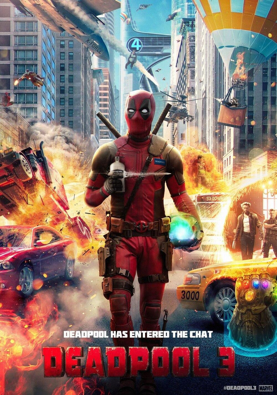 'Deadpool 3': thánh lầy trở lại và lợi hại hơn xưa? Ảnh 4