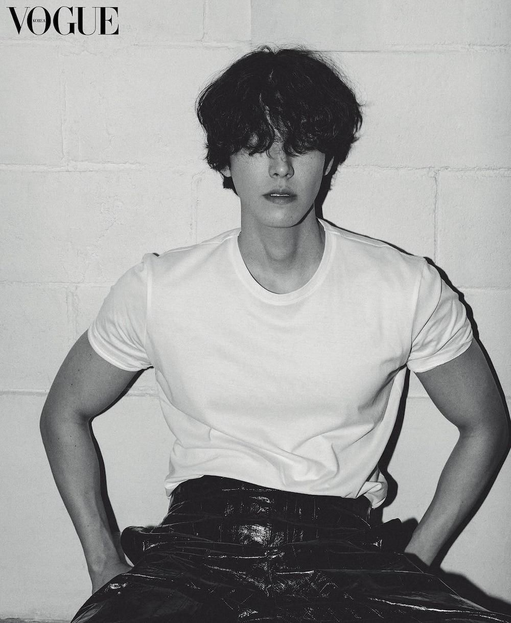 Kim Woo Bin ra mắt tài khoản Instagram chính thức: Khi nào 'follow' Shin Min Ah và Lee Jong Suk? Ảnh 2