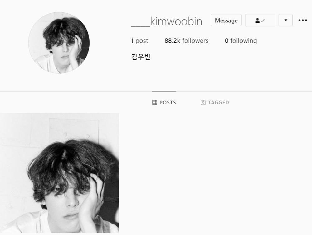 Kim Woo Bin ra mắt tài khoản Instagram chính thức: Khi nào 'follow' Shin Min Ah và Lee Jong Suk? Ảnh 7