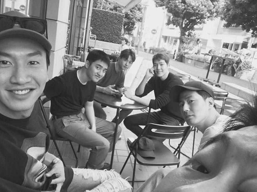 Kim Woo Bin ra mắt tài khoản Instagram chính thức: Khi nào 'follow' Shin Min Ah và Lee Jong Suk? Ảnh 5