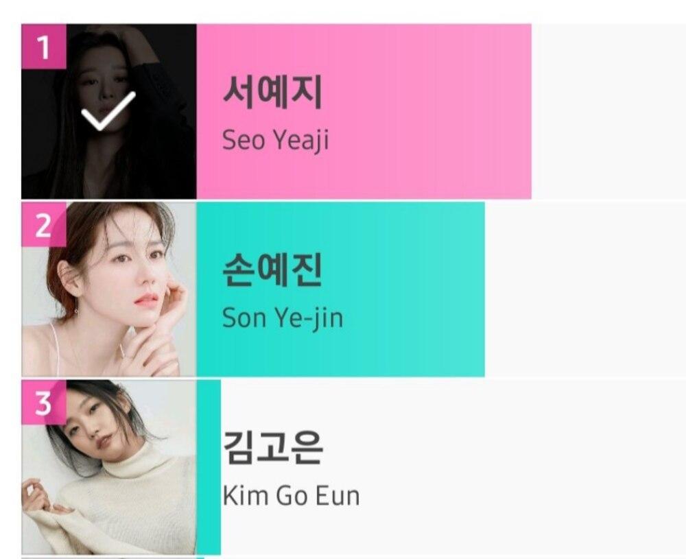 Son Ye Jin vụt mất giải thưởng 'APAN 2020' vào tay Seo Ye Ji Ảnh 3