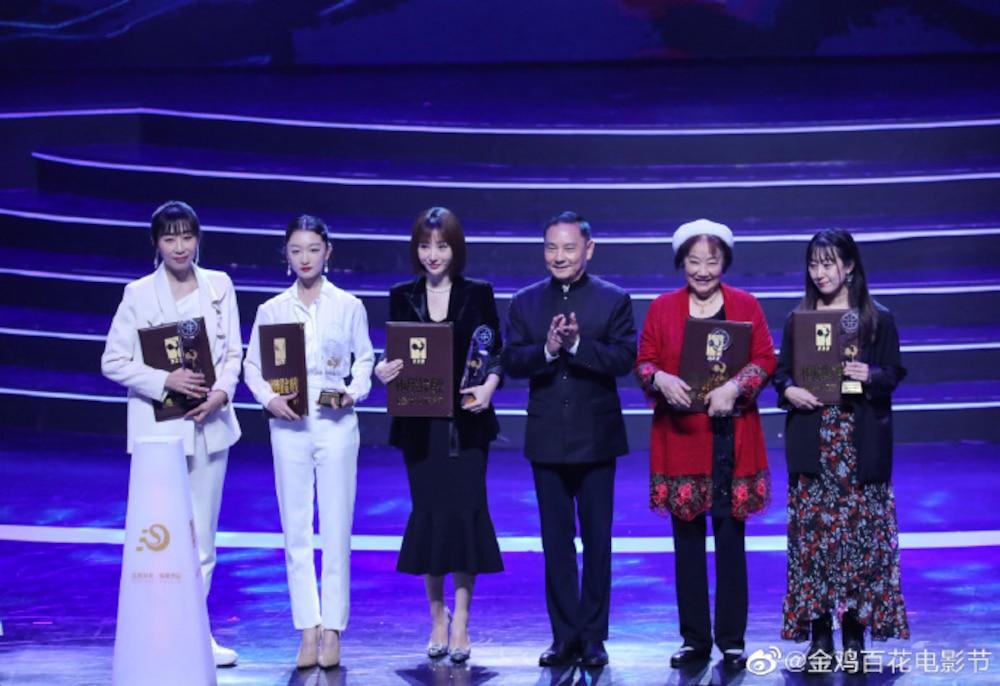 Dịch Dương Thiên Tỉ - Châu Đông Vũ cùng nhận thưởng đề cử, Huỳnh Hiểu Minh phát biểu gây chú ý Ảnh 15