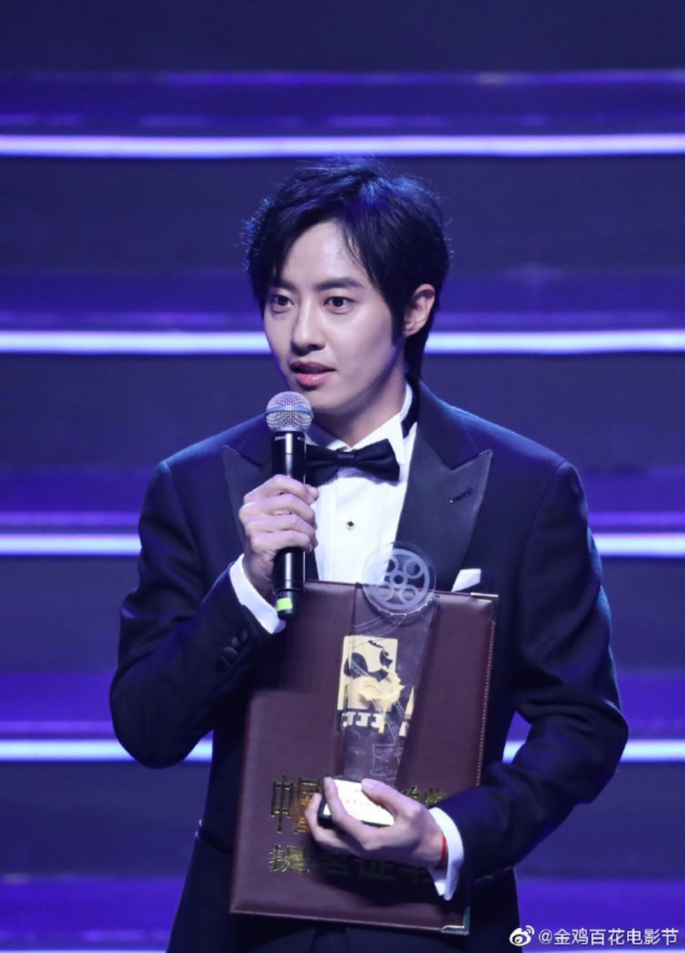 Dịch Dương Thiên Tỉ - Châu Đông Vũ cùng nhận thưởng đề cử, Huỳnh Hiểu Minh phát biểu gây chú ý Ảnh 11