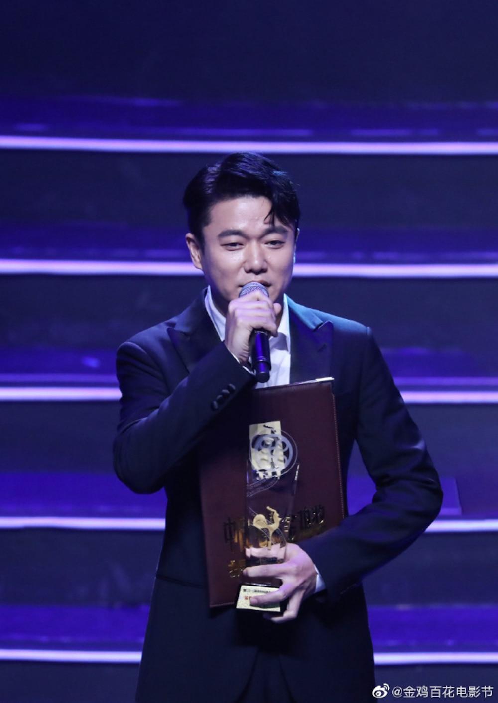 Dịch Dương Thiên Tỉ - Châu Đông Vũ cùng nhận thưởng đề cử, Huỳnh Hiểu Minh phát biểu gây chú ý Ảnh 12