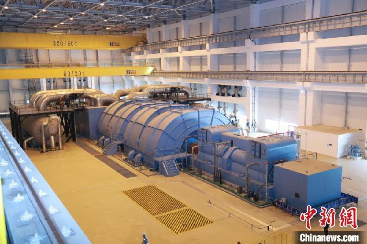 Trung Quốc chính thức trở thành quốc gia có công nghệ điện hạt nhân hiện đại Ảnh 1